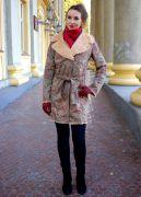 красивое пальто Персия