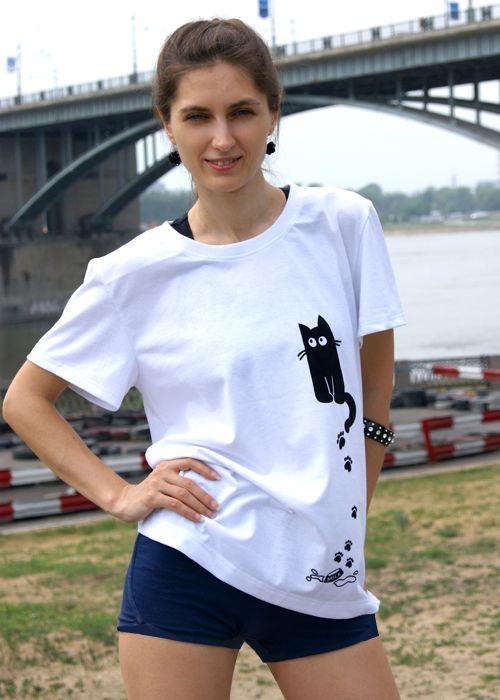 футболка Latte