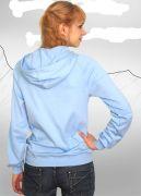 со спины - женская летняя футболка Мечта
