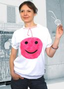 позитивная футболка